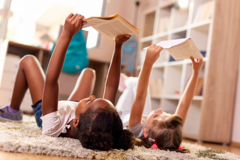 actividades de animacion a la lectura infantil