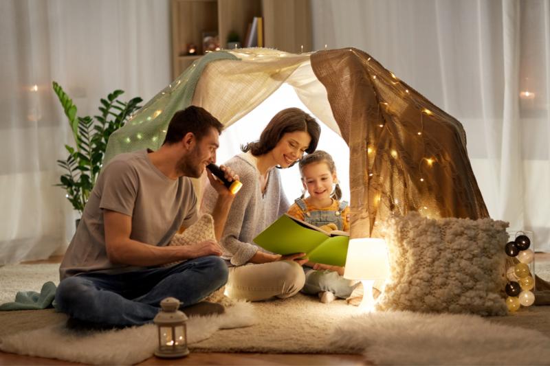 UP family animacion a la lectura