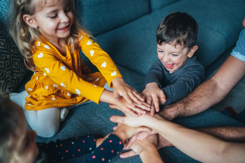 como mejorar la relacion con los hijos