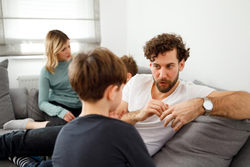 como hablar de sexualidad con los hijos