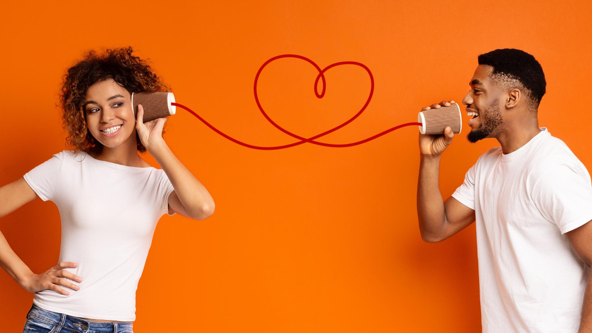 la comunicación: la clave en las relaciones de pareja