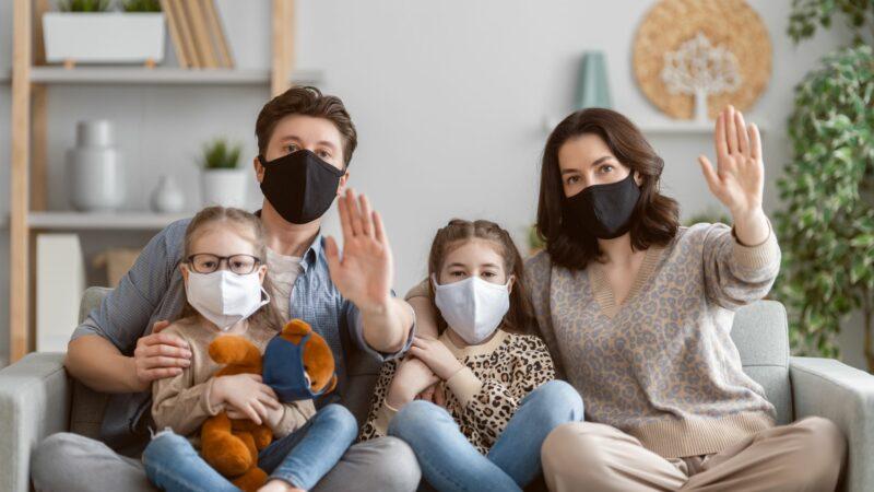 Familia y coronavirus