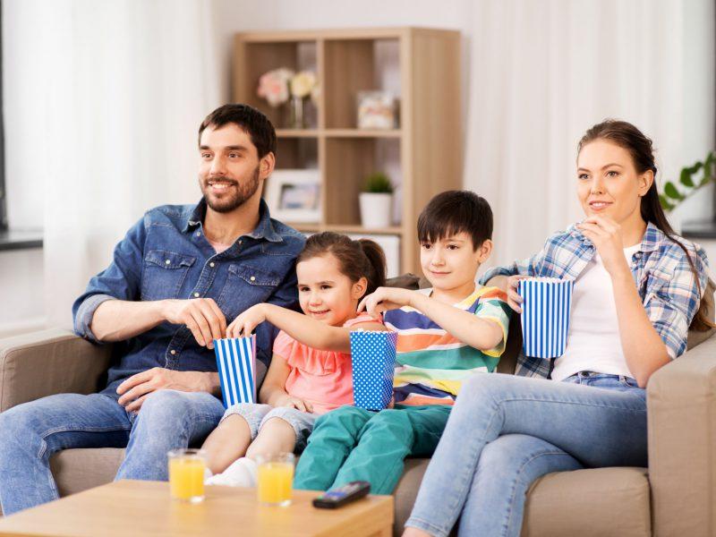 peliculas recomendadas familia UP viendo pelicula