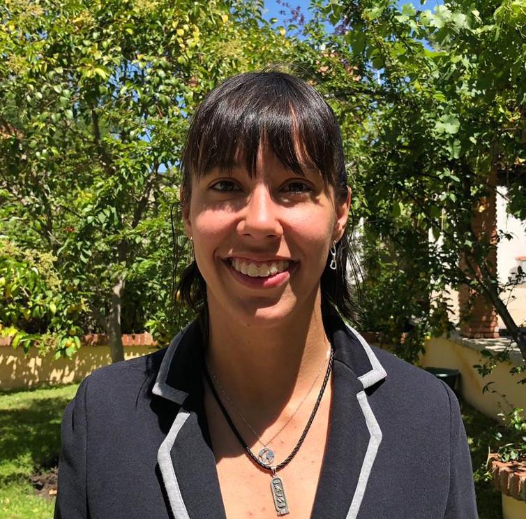 Olga Vicente tutora UP